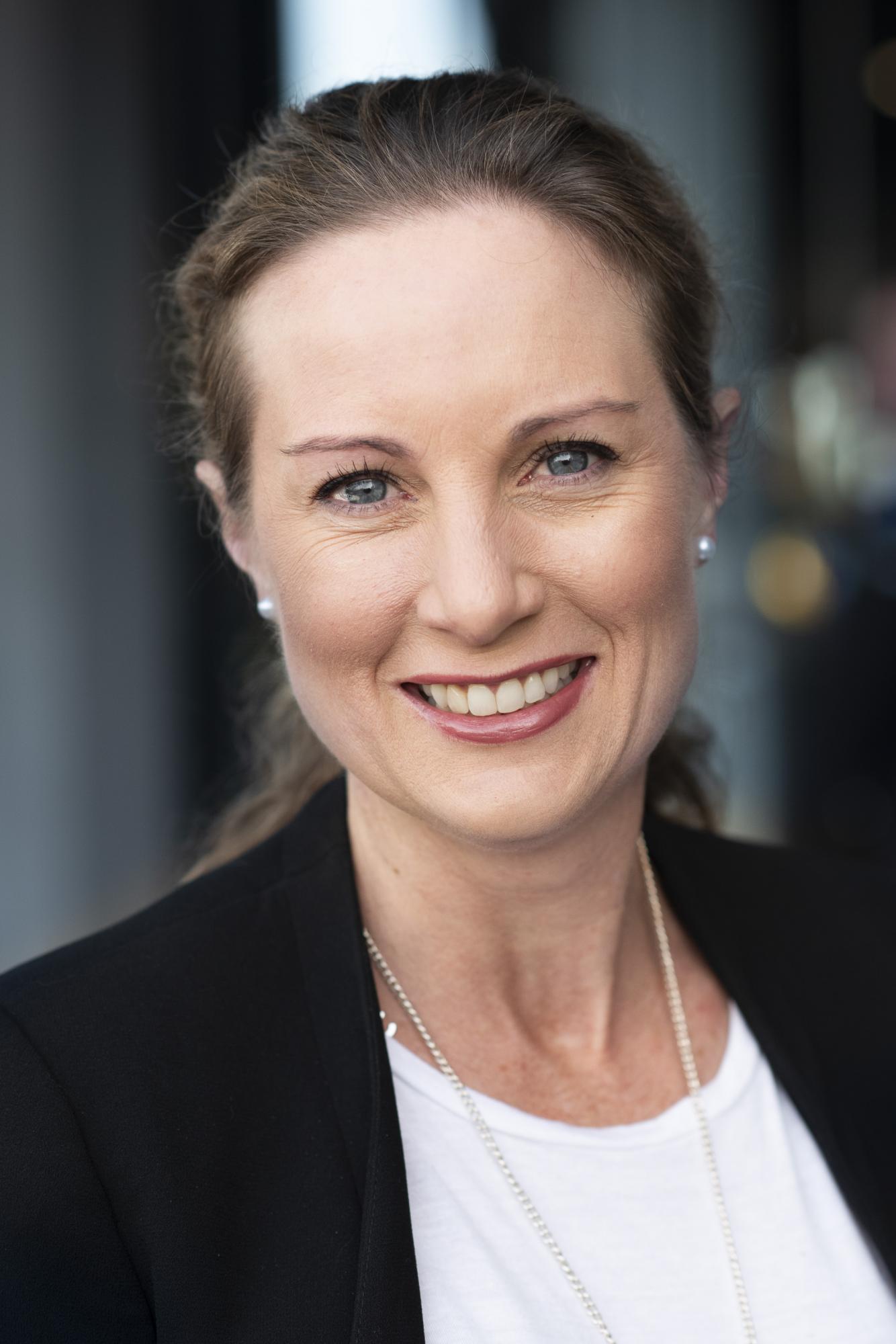 Headshot of Alexandra Garrott