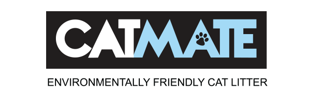 Catmate Environmentally Friendly Cat Litter logo